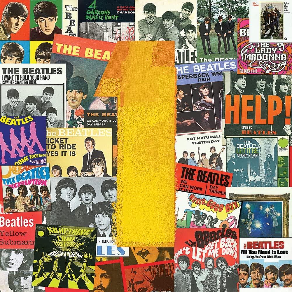 ザ・ビートルズ No.1シングル 500ピースパズル The Beatles No. 1 Singles 500 Piece Puzzle